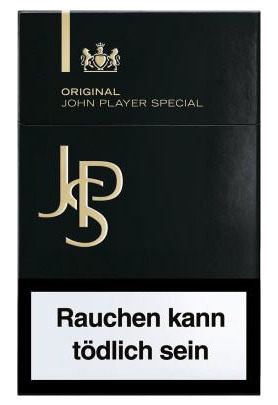 john player special jps black original zigaretten. Black Bedroom Furniture Sets. Home Design Ideas
