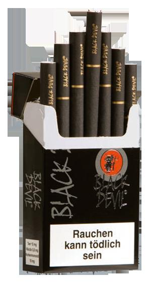 Black Devil Special Flavour EP (Zigaretten) - Tabak and