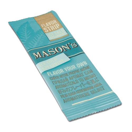 Mason s ice cold spearmint flavor strip aromakarte for Schneider miltenberg