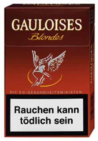 Gaulois Zigaretten