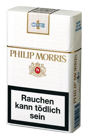 Zigaretten Mit 0 1 Mg Nikotin