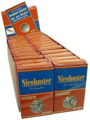 Nicobuster schädlich