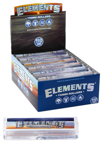ELEMENTS® Roller 110mm / 12er (Drehmaschine)