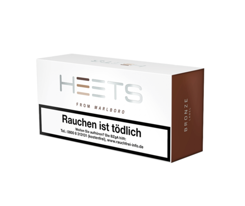 HEETS Bronze Label (Tabak Sticks)